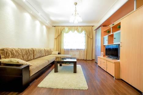 Сдается 2-комнатная квартира посуточно в Челябинске, улица Сони Кривой, 37 б.