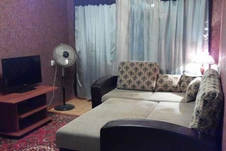 Сдается 2-комнатная квартира посуточно в Перми, Мильчакова 30.