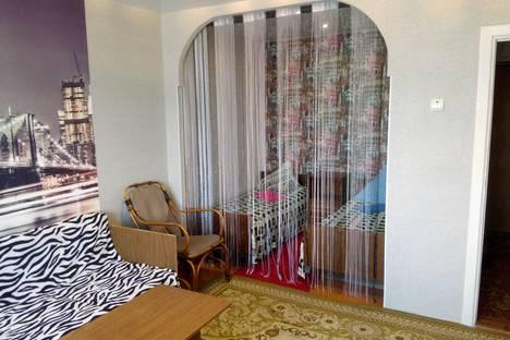 Сдается 1-комнатная квартира посуточнов Светлогорске, Юбилейный ,9.