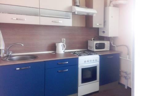 Сдается 1-комнатная квартира посуточно в Ставрополе, ул. Рогожникова, 1.