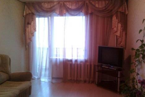 Сдается 2-комнатная квартира посуточнов Ижевске, ул. Стадионная, 11.