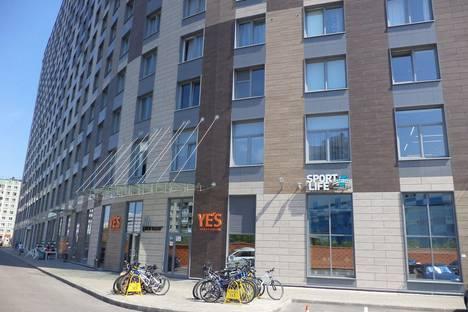 Сдается 1-комнатная квартира посуточно, ул.Хошимина 16A.