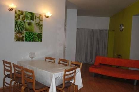 Сдается 3-комнатная квартира посуточно в Риге, Марияс, 16.