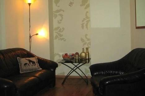 Сдается 1-комнатная квартира посуточно в Риге, К. Барона, 24.