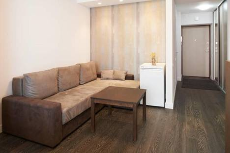 Сдается 1-комнатная квартира посуточно в Вильнюсе, Mindaugo, 27.