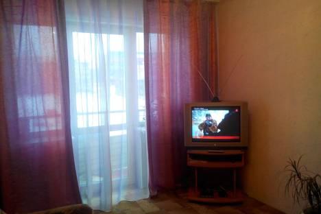 Сдается 1-комнатная квартира посуточнов Братске, Комсомольская 31б.