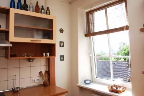 Сдается 1-комнатная квартира посуточно в Вильнюсе, Kalvariju, 10.
