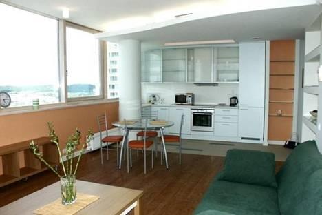 Сдается 2-комнатная квартира посуточно в Вильнюсе, Konstitucijos pr. 9.