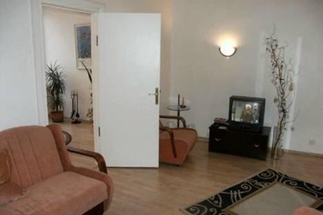 Сдается 2-комнатная квартира посуточно в Вильнюсе, Vokieciu, 16.