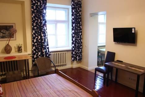 Сдается 1-комнатная квартира посуточнов Вильнюсе, Pamenkalnio, 11.