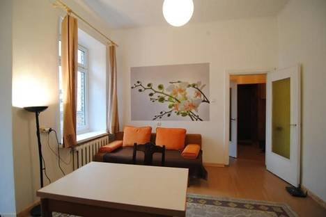 Сдается 2-комнатная квартира посуточно в Вильнюсе, Pamenkalnio, 66.