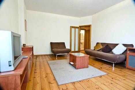 Сдается 2-комнатная квартира посуточнов Вильнюсе, Saltiniu, 43.
