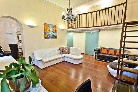 Сдается 3-комнатная квартира посуточно в Вильнюсе, Didzioji, 16.