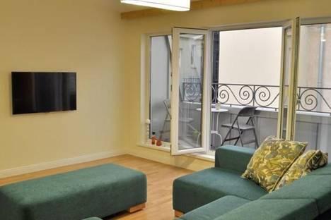 Сдается 2-комнатная квартира посуточнов Вильнюсе, Gedimino, 87.