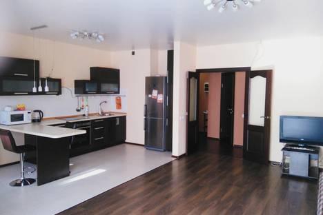 Сдается 2-комнатная квартира посуточно в Иркутске, ул. Александра Невского, 15.