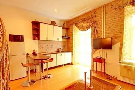 Сдается 1-комнатная квартира посуточнов Вильнюсе, Pamenkalnio, 32.