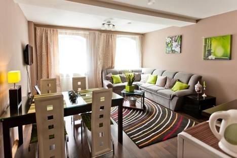 Сдается 2-комнатная квартира посуточно в Вильнюсе, Sodu, 24.
