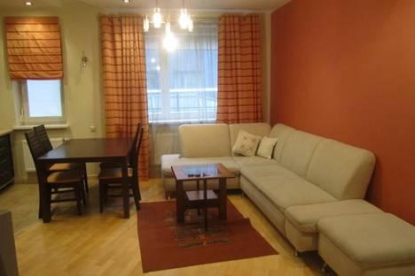 Сдается 2-комнатная квартира посуточно в Вильнюсе, Pamenkalnio, 47.