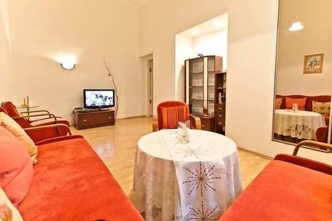 Сдается 2-комнатная квартира посуточнов Вильнюсе, Vokieciu, 18.