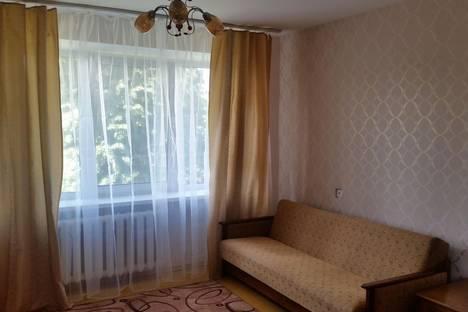 Сдается 2-комнатная квартира посуточно в Барановичах, 4-й переулок Советский,7.