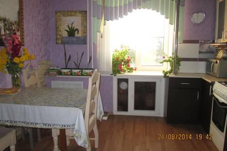 Сдается 3-комнатная квартира посуточно в Великом Устюге, ул.Советский проспект д. 18 кв. 6.