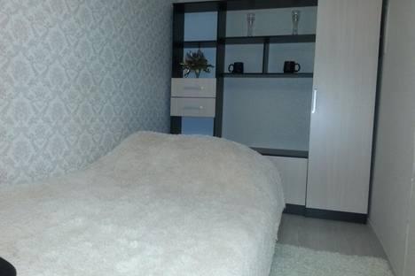 Сдается 1-комнатная квартира посуточно, Чапаева, 101.