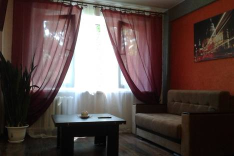 Сдается 1-комнатная квартира посуточно в Витебске, чкалова 19-3.