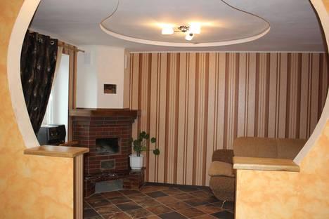 Сдается 3-комнатная квартира посуточно в Воронеже, ул. Березовская, 41.
