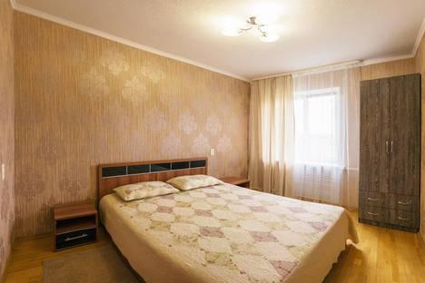 Сдается 2-комнатная квартира посуточно в Кургане, Криволапова 13а.