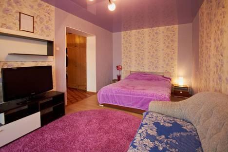 Сдается 1-комнатная квартира посуточно в Молодечне, Виленская, 25.