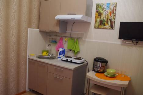 Сдается 1-комнатная квартира посуточно в Истре, Рабочая, д.2.