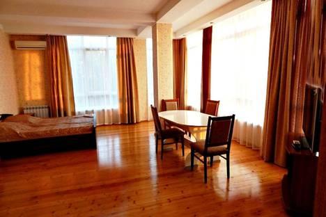 Сдается 1-комнатная квартира посуточнов Сочи, ул.Курортный проспект, ,д.96.