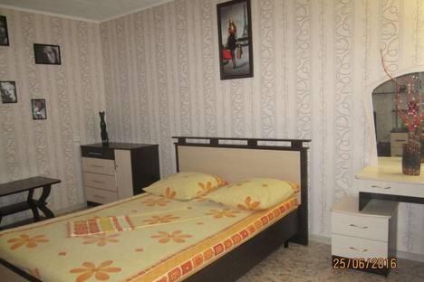Сдается 1-комнатная квартира посуточно в Сызрани, ул. Степана Разина, 28.
