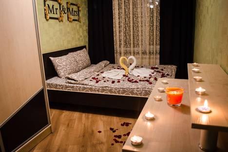 Сдается 2-комнатная квартира посуточно в Ровно, Киевская 42.