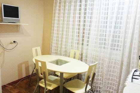 Сдается 2-комнатная квартира посуточно в Магнитогорске, проспект Ленина, 128.
