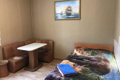 Сдается 1-комнатная квартира посуточно в Иркутске, улица Фрунзе, 20.