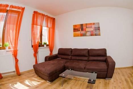 Сдается 2-комнатная квартира посуточно в Праге, Husitska, 232/59.