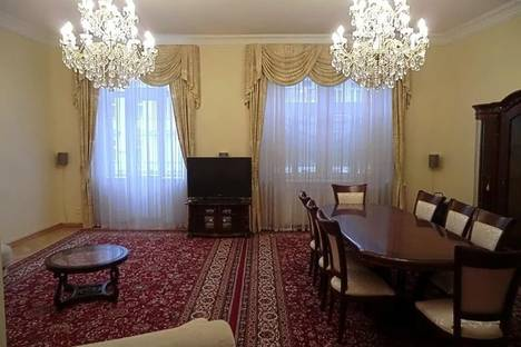 Сдается 3-комнатная квартира посуточно в Карловых Варах, Sadová, 16.