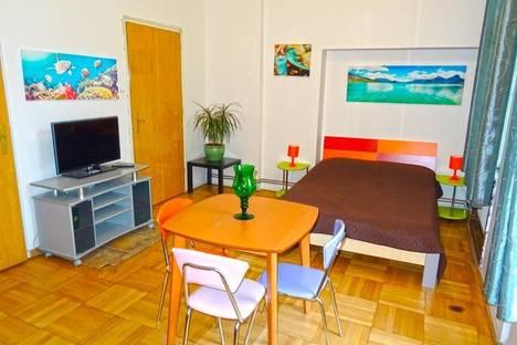 Сдается 1-комнатная квартира посуточно в Праге, Jungmannova, 742.
