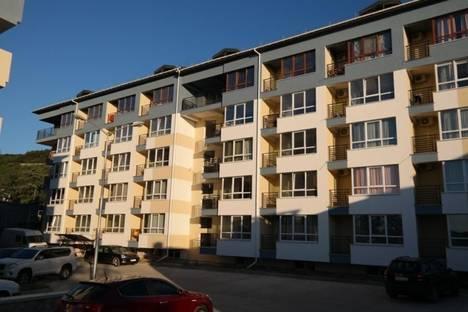 Сдается 1-комнатная квартира посуточно в Ялте, Севастопольское шоссе, 1.