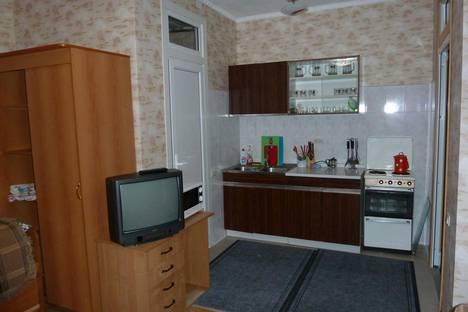 Сдается 1-комнатная квартира посуточно в Зеленой поляне, п.Зеленая поляна, ул. Лесная, 34.