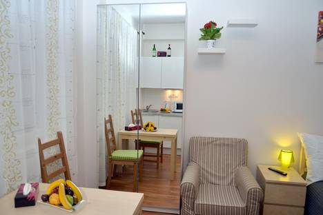 Сдается 1-комнатная квартира посуточно в Праге, Charvatova, 10.