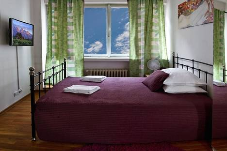 Сдается 2-комнатная квартира посуточно в Праге, Charvatova, 10.