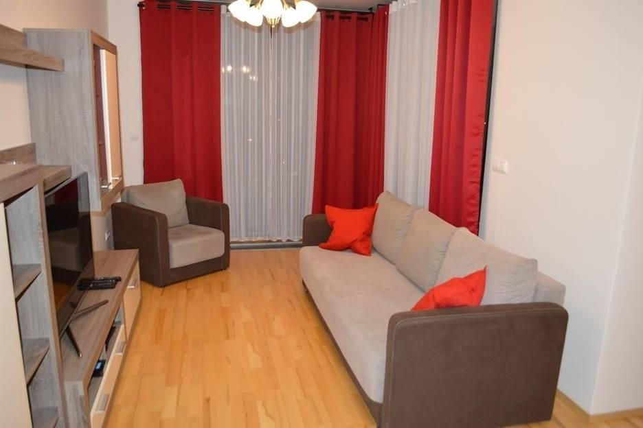 Сдается 1-комнатная квартира, красного маяка ул, 17к2