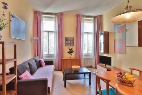 Сдается 1-комнатная квартира посуточно в Праге, Korunni, 2.