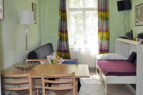 Сдается 1-комнатная квартира посуточно в Праге, Na Kozacce, 6.