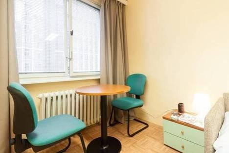 Сдается 1-комнатная квартира посуточно в Праге, Rimska, 4.