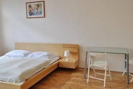 Сдается 1-комнатная квартира посуточно в Праге, Lublanska, 28.