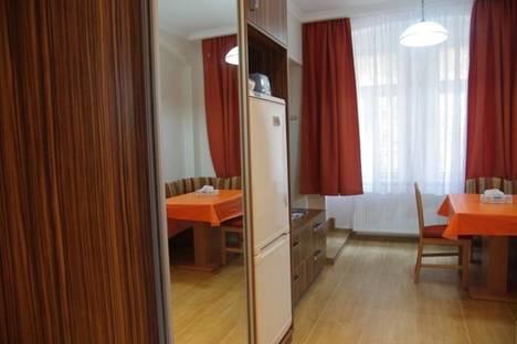 Сдается 1-комнатная квартира посуточно в Карловых Варах, Petrin, 54.