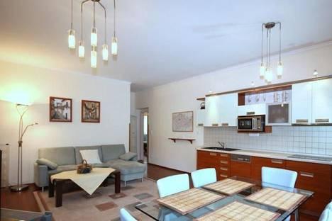 Сдается 3-комнатная квартира посуточнов Карловых Варах, Petrin, 14.